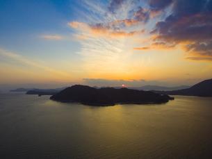 愛媛県 赤穂根島の写真素材 [FYI04633168]