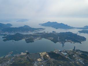 愛媛県 生名島の写真素材 [FYI04633172]