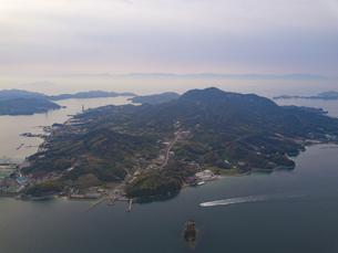 愛媛県 岩城島の写真素材 [FYI04633179]