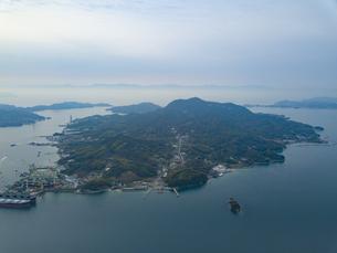 愛媛県 岩城島の写真素材 [FYI04633180]