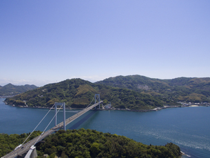 愛媛県 大島の写真素材 [FYI04633196]