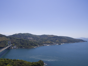 愛媛県 大島の写真素材 [FYI04633197]