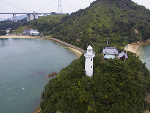 愛媛県 馬島の写真素材 [FYI04633204]