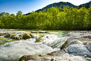 寒河江川の写真素材 [FYI04633495]