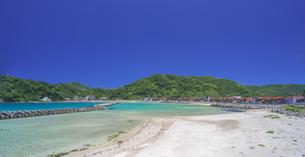 島根県 風景 海岸線と青空の写真素材 [FYI04633506]