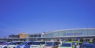 鳥取県 風景 鳥取砂丘コナン空港の写真素材 [FYI04633540]