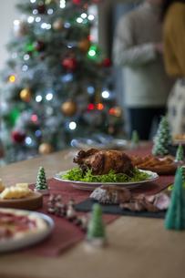 クリスマスパーティーの写真素材 [FYI04633957]
