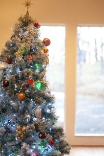 クリスマスツリーの写真素材 [FYI04633975]