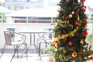 クリスマスツリーの写真素材 [FYI04634021]