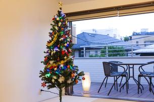 クリスマスツリーの写真素材 [FYI04634031]