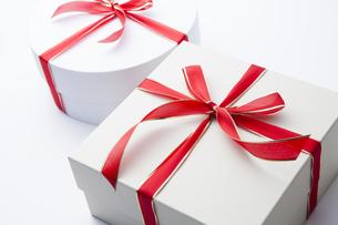 プレゼントボックスの写真素材 [FYI04634086]