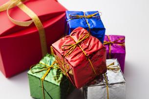 プレゼントボックスの写真素材 [FYI04634089]