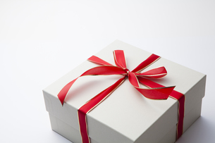 プレゼントボックスの写真素材 [FYI04634092]