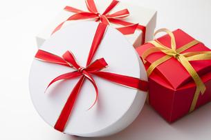 プレゼントボックスの写真素材 [FYI04634101]