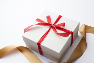 プレゼントボックスの写真素材 [FYI04634102]