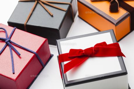 プレゼントボックスの写真素材 [FYI04634107]