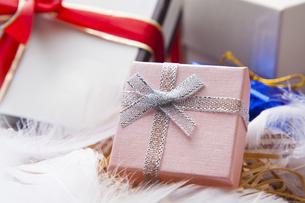 プレゼントボックスの写真素材 [FYI04634110]