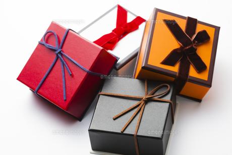 プレゼントボックスの写真素材 [FYI04634118]