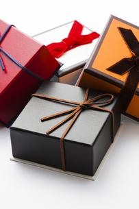 プレゼントボックスの写真素材 [FYI04634119]