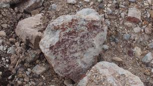 土砂の写真素材 [FYI04634146]