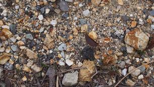 土砂の写真素材 [FYI04634151]