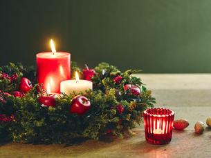 クリスマスのイメージの写真素材 [FYI04634379]