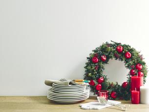 クリスマスのイメージの写真素材 [FYI04634404]