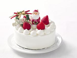 クリスマスケーキの写真素材 [FYI04634406]