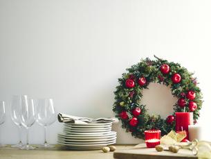 クリスマスのイメージの写真素材 [FYI04634407]