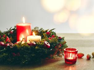 クリスマスのイメージの写真素材 [FYI04634414]