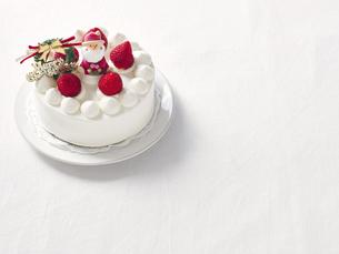 クリスマスケーキの写真素材 [FYI04634416]