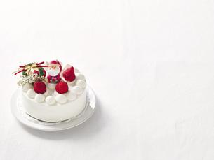 クリスマスケーキの写真素材 [FYI04634418]