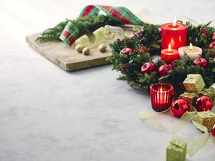 クリスマスのイメージの写真素材 [FYI04634419]