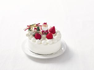 クリスマスケーキの写真素材 [FYI04634420]