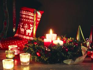 クリスマスのイメージの写真素材 [FYI04634427]