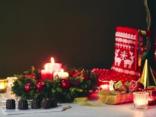 クリスマスのイメージの写真素材 [FYI04634500]