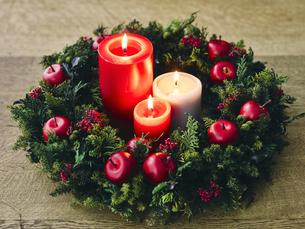クリスマスのイメージの写真素材 [FYI04634512]