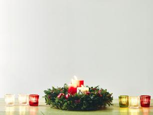 クリスマスのイメージの写真素材 [FYI04634513]