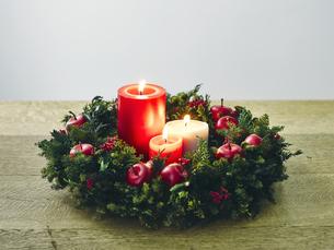 クリスマスのイメージの写真素材 [FYI04634516]