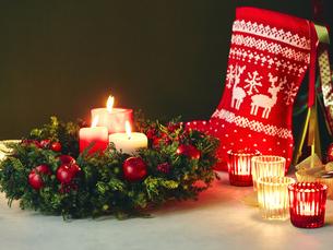 クリスマスのイメージの写真素材 [FYI04634518]