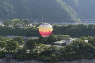 熱気球の写真素材 [FYI04634804]