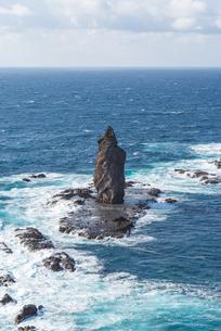 神威岩の写真素材 [FYI04635127]