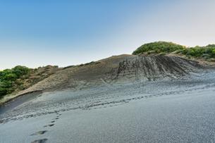 館山砂丘 砂山の写真素材 [FYI04635296]