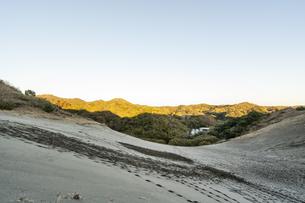 館山砂丘 砂山の写真素材 [FYI04635308]