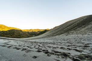 館山砂丘 砂山の写真素材 [FYI04635309]