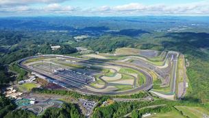 栃木県のサーキットの写真素材 [FYI04635361]