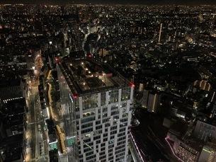 大都市の夜景の写真素材 [FYI04636114]