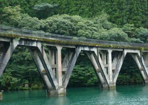 旧高千穂鉄道 廃線跡の写真素材 [FYI04639242]