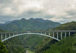 高千穂の風景 高千穂大橋の写真素材 [FYI04639247]