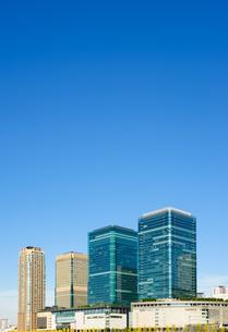 関西の風景 大阪市 梅田都心の街並みの写真素材 [FYI04639689]